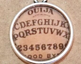 Ouija Board Inspired charm