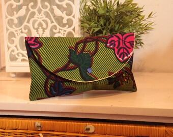Pouch pattern Wax