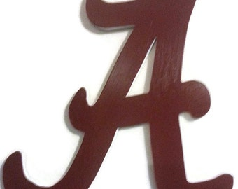 Alabama Crimson Tide Wall Art Sign