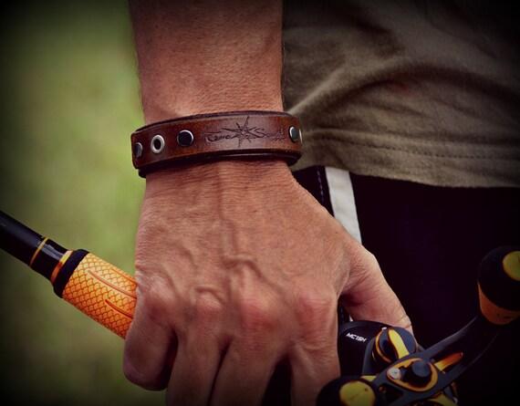 Leather cuff bracelet, Men's Leather Cuff, Women's Leather Cuff