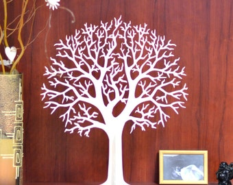 Wedding Wishing Wooden Tree, Guest Book, Tags, Baby Shower, Wishing Tree, Baptism, First Holy Communion, Party decorations