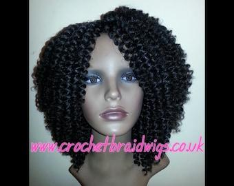 Crochet Braid Wig