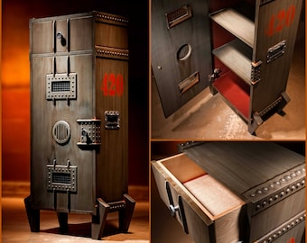 Lovely The 420: Industrial Furniture. Steampunk Furniture. Bar Furniture. Office  Furniture. Liquor Cabinet