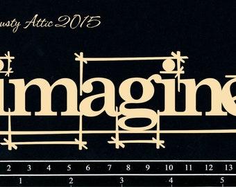 Dusty Attic, DA1431, Blueprint Imagine, Scrapbooking, Chipboard, Card Making, Mixed Media, DYI crafts