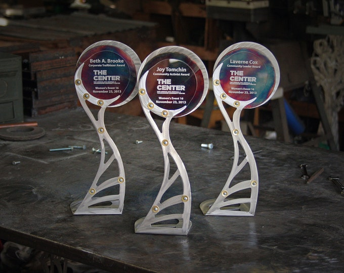 Custom Metal Trophies Designed for your Event