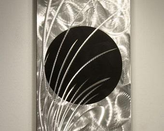 Wilmos Kovacs Original Art Metal Wall Sculpture Abstract Decor Painting - W524
