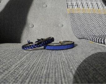 Braided bracelet MINDO