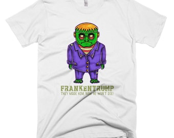 FrankenTrump Short-Sleeve T-Shirt