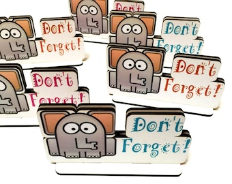 Don't Forget Reminder Frame | To Do List | Reminder Stand