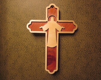 Cross - Risen Jesus