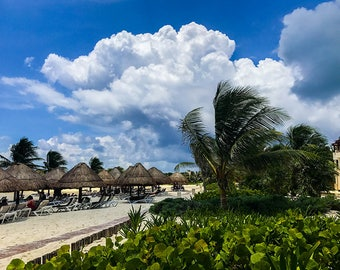 Resort Lifestyle, Ocean Photography, Beach Photography, Landscape Photography, Travel Photography, Beach Landscape, Mexico Landscape