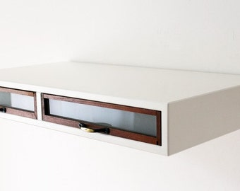 Drawer Wall Console