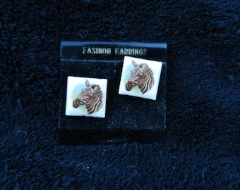 Earrings: Porcelain Jewelry