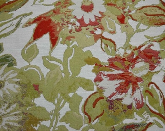 Roxanna Persimmon Regal Fabric