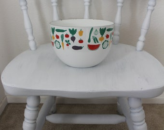 Vintage Arabia Finel Kaj Frank vegetable bowl