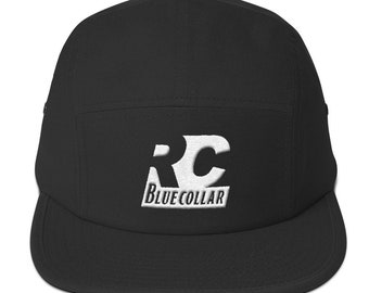 Blue Collar RC Five Panel Cap