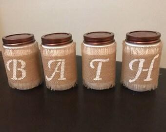 Rustic BATH Decor