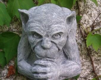 Gargoyle (Gargouille) Gothic Grotesque Garden Ornament