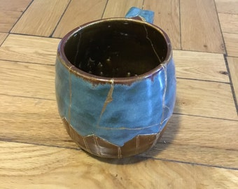Crafted Handmade Pottery Mug
