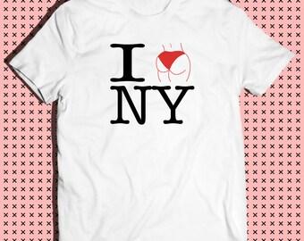 I Love NYC (Tee, Instagram, Tumblr, Pinterest, New York, Booty)