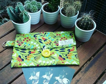 Hand-made tobacco holders. Handmade Tobacco Pouch