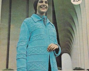 Vintage Workbasket Magazine 1973