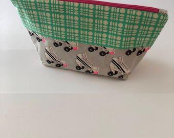 Zippered Pouch - Rollin
