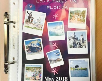 Disney Holiday Journal