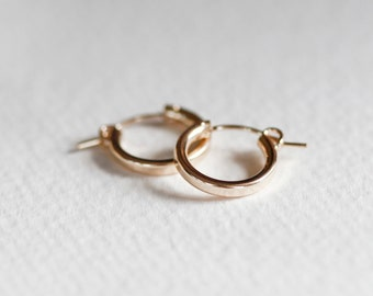Small Hoop Earrings, Tiny Hoop Earrings, Minimal Earrings, Chunky Hoop Earrings, Small Hoop Earrings, Huggie Hoop Earrings