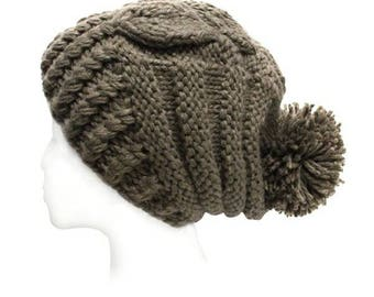 Cute Knitted Pom Pom Hat