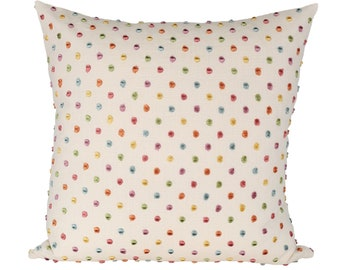 Confetti designer pillow covers - Made to Order