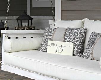 Choose Joy - Rustic Home Decor - Inspirational Quote - Motivational Sign - Wall Decor - Farmhouse Decor - Wedding Gift - Housewarming Gift