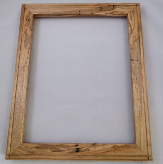 11x14 Ambrosia Maple Picture Frame 1 from RaysWoodworking on Etsy Studio