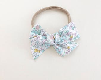 vintage bow | english garden