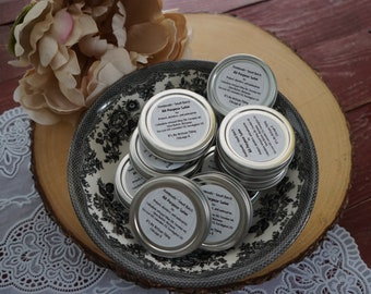 All Purpose Salve. Small batch. Hand poured.