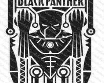 Black Panther Tribal