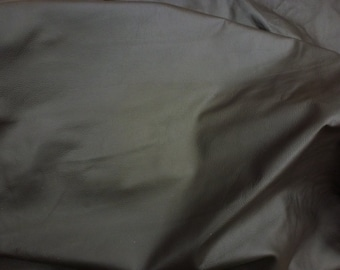 "Leather 8""x10"" Milan DARK ESPRESSO Brown Top Grain Cowhide 2.5-3 oz / 1-1.2 mm PeggySueAlso™ E2840-04"