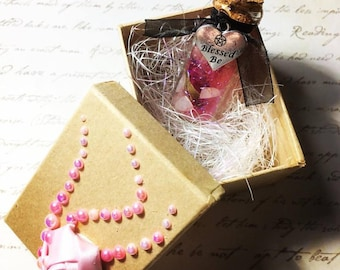 love amulet, love potion bottle, love talisman