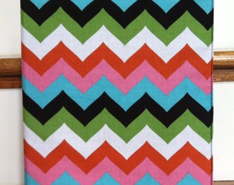 Chevron Binder Cover