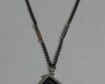Camera part pendant necklace