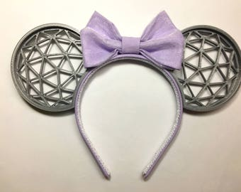 Epcot Inspired Mouse Ears