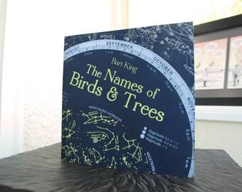 The Names of Birds & Trees - Minicomic