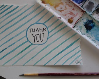 Thank You- Notecards
