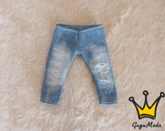 Pukifee light blue jeans