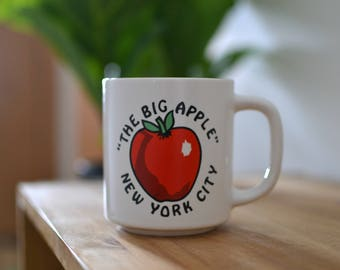 The Big Apple Mug
