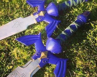 link's master sword replica cosplay