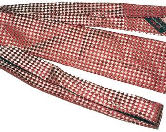 1970s Beau Brummel Necktie Vintage Retro