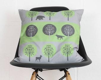 Woodland Cushion cover