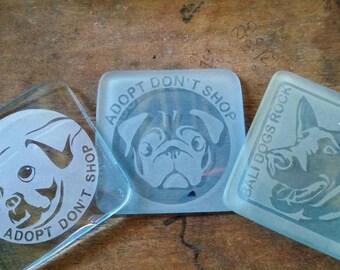 Koala Gemuk Upcycled Coasters