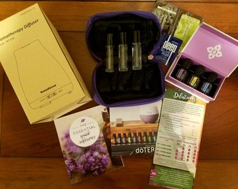 Introduction to doTERRA Essential Oils Kit